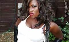 Rassige Blacklady sucht Sklaven