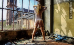 Location für private erotische Fotoaufnahmen