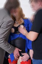 Sex+Foto PARTY-Wochenende - Übernachtung im Ferienhaus