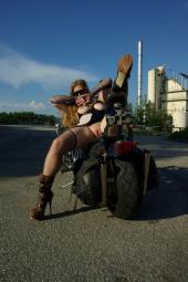 Born to Be Wild = die Maschine zwischen den Beinen