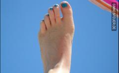Fußfetischen gesucht