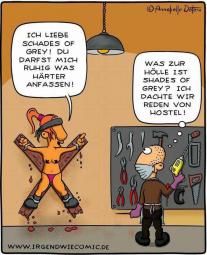 Echte Versklavung gesucht