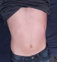 Solider Bauch mit schwäche für HARTES TRAMPLING sucht
