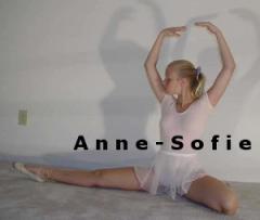 Schöne junge Ballerina