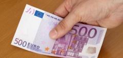 """500 Euro bar auf die Hand , ca 3 h """"""""Arbeit"""""""" ;-)"""
