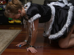Ich suche meine erste Sklavin zum ausbilden (Mit Wohnm