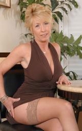 wilde Blondine sucht stürmische Zweisamkeit